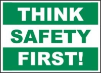 ALM Manufacturing Safety first