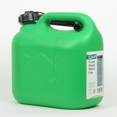 ALM FC005 5L plastic fuel can