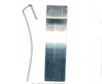 ALM GH022 Part formed Aluminium lap clips