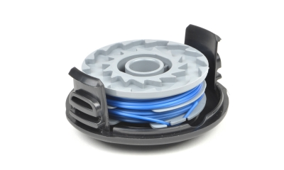 ALM QT489 Spool cover and spool and line