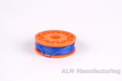 ALM FL225 Spool and line