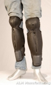 ALM CH017 Protective kneepads and shinguards