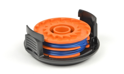 ALM QT455 Spool cover and spool and line