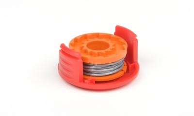 ALM QT485 Spool cover and spool and line