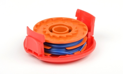ALM QT456 Spool cover and spool and line
